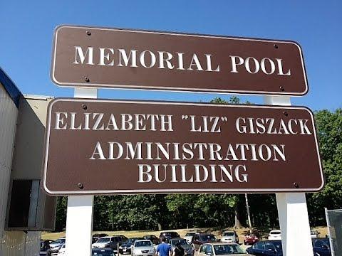 Inside Fair Lawn - The Liz Giszack Memorial Pool Administration Building Dedication