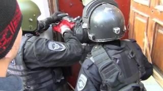 В Москве ОМОН провел штурм офиса обнальщиков