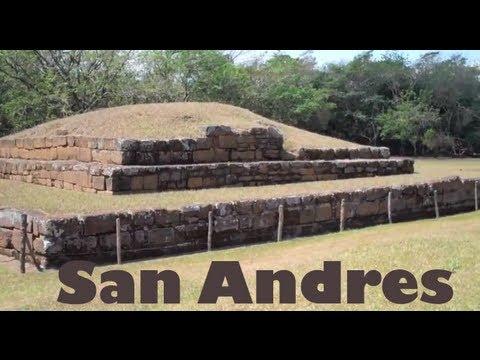 "San Andres ""Mayan Ruins"" El Salvador"