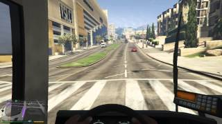 Bus Simulator 2015 Leaked Gameplay