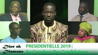 Dine ak Diamono (02 août 2018) - PRÉSIDENTIELLE 2019 :  Au Carrefour Des Candidatures