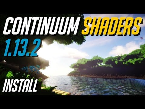 1 10 2] Continuum Shaders Mod Download | Minecraft Forum