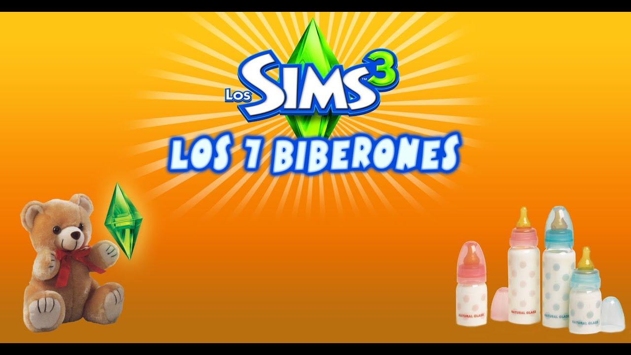 Los Sims 3 Reto Los 7 Biberones Introducción Youtube