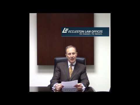 Eccleston Law: James Eccleston Announces New Broker Compliance Package by Eccleston Law LLC