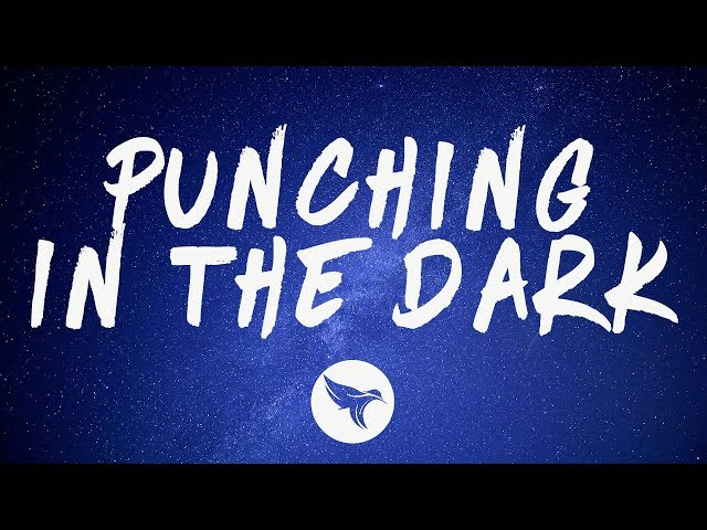 Hellberg & Aloe Blacc - Punching In The Dark (Lyrics)