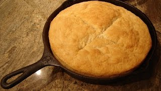No Knead Skillet Bread By Diane Love To Bake
