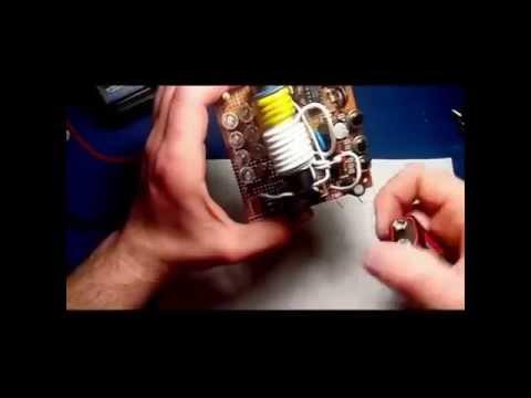 Free Energy Device   Selfrunning Akula LED Latern unit with circuit diagram   Compilation360p H 264