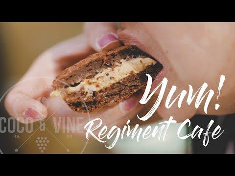 Regiment CBD Cafe - Sydney's Best Cafes