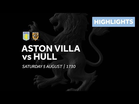 Aston Villa 1-1 Hull City | Extended highlights
