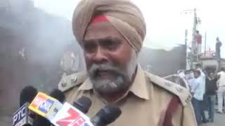 Funny interview with Indian police officer