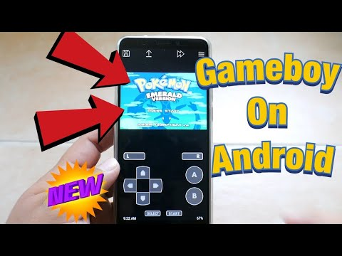 How To Play Any GBA Game On Android (2019)