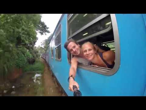 Sri Lanka Travel Vlog - Surfing & Safari