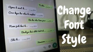 How to Change Font Style in Any Android Device [Root]
