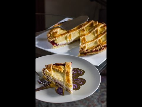 torta ricotta e visciole cucina tradizionale ebraica