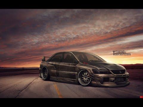 Need For Speed Underground 2 - Mitsubishi Motors Lancer Evo 8 U.R.L King - Tuning + Race