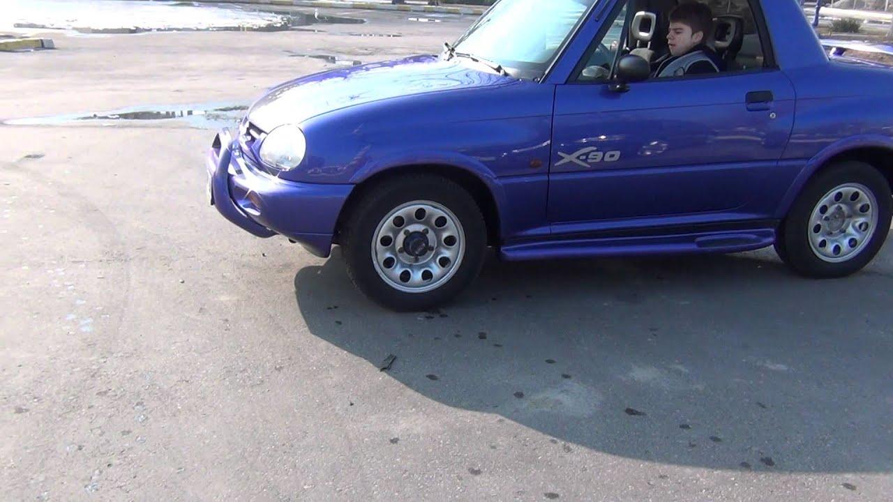 Suzuki x90 turbo 4wd launch