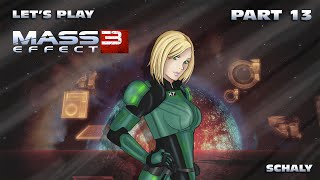 Let's Play Mass Effect 3 (blind) - Part 13: To Rescue A Primarch