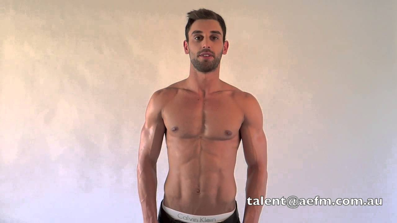 fitness models male nude photos