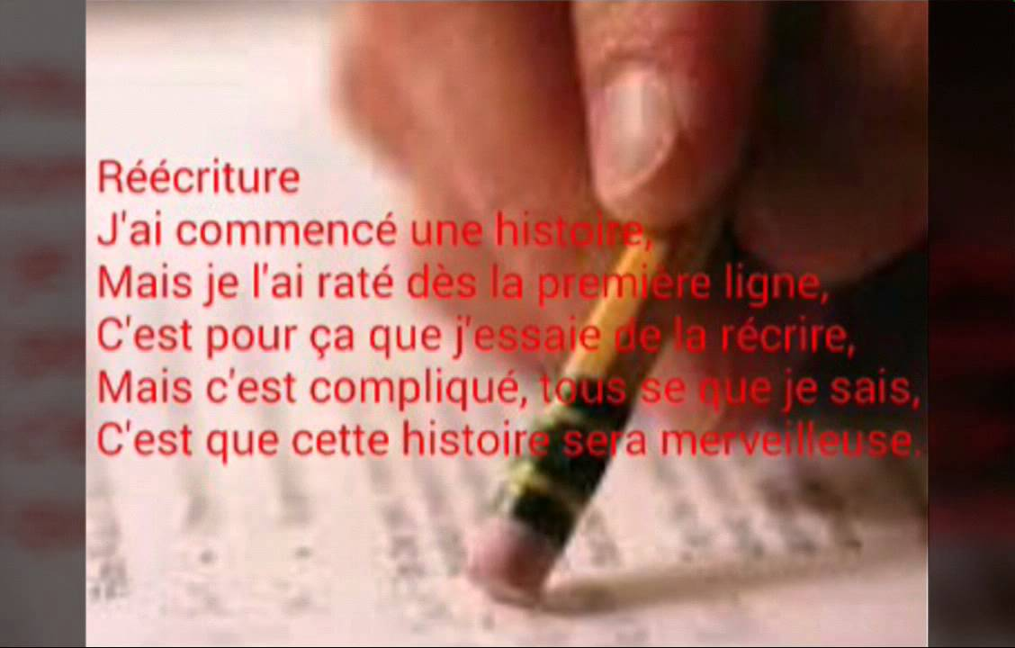 Poème Damour Catégorie Mélodieartlittérature 2 Youtube