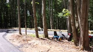 Pedal Go Karts at Triple F Park in Monticello NY