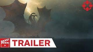 Godzilla: A szörnyek királya - magyar előzetes #2