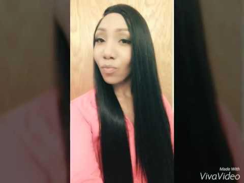 Aliexpress Qingdao Hot Hair full lace wig