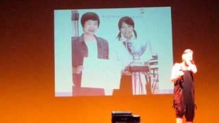 2010.8.14 大仙市成人式アトラクション リハーサルにて.
