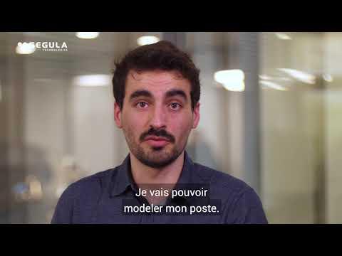 Parole d'Ingé - Corentin, Chef de projet Réalité Augmentée
