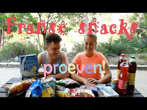 PROEVERIJ | FRANSE SNACKS + SNOEP | Charlotte Blitzblum