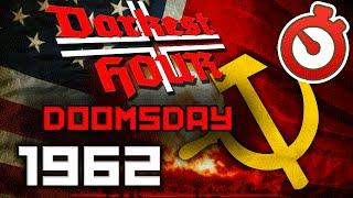 Darkest Hour - Cuban Missile Crisis Ignites World War 3 in 1962 Timelapse