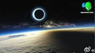 Amazing Annular Solar Eclipse 2012 May 22 Captured By NASA!