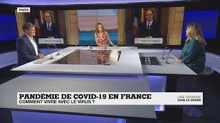 Pandémie de Covid-19 en France : comment vivre avec le virus ?
