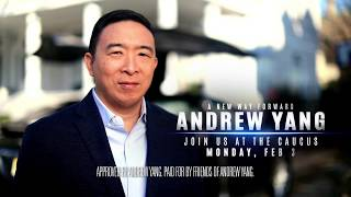 Andrew Yang - Right Now
