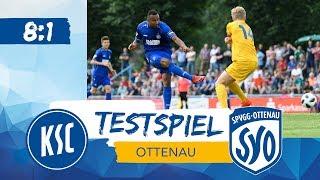 KSC-Testspiel beim SV Ottenau