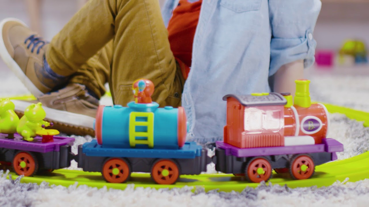 B. toys - Critter Express - YouTube