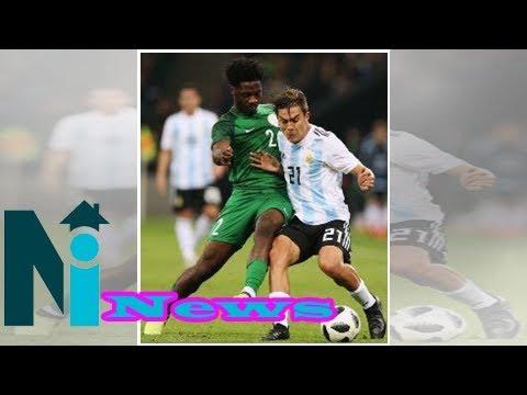 Croatia to scout nigeria stars iwobi, moses, aina, ezenwa against poland march 23:: all nigeria soc
