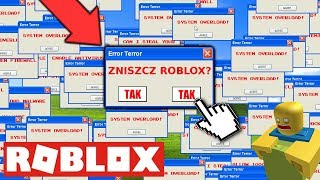 ⭐ CE VIRUS WILL RUIN ROBLOX! SIMULATEUR DE WINDOWS ⭐ ROBLOXX