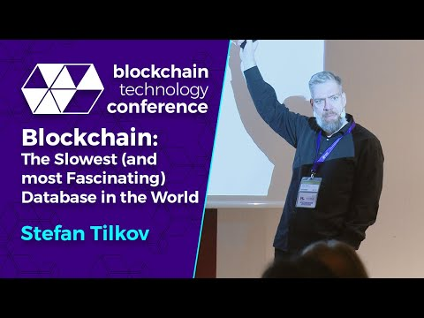 Blockchain: The Slowest (and most Fascinating) Database in the World | Stefan Tilkov