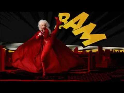 Christina Aguilera - Keeps Gettin Better (target Comercial)