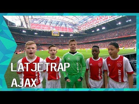 Latjetrap Ajax | ZAPPSPORT