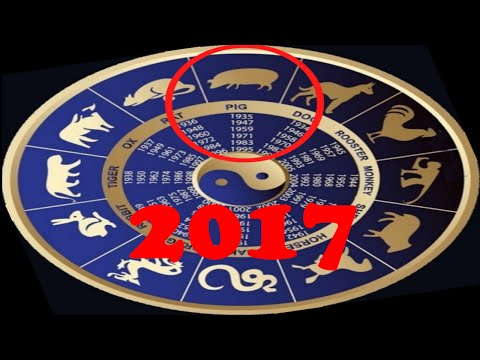 Китайский гороскоп -