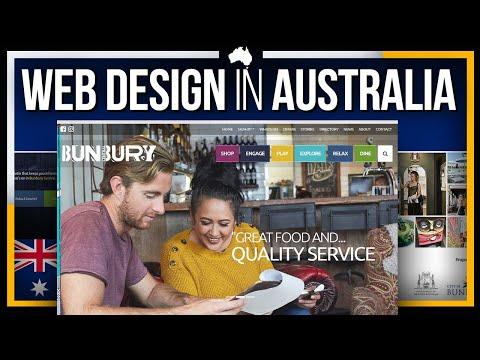 Perth Website Design Examples (in Australia)