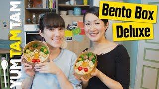 Bento Box Deluxe // Süßes Lunchbox-Bärchen // #yumtamtam