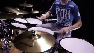 u2 i still haven t found what i m looking for drum cover by luke oswald