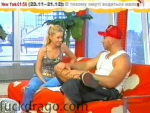 Drago @ M1 music television UKRAINE