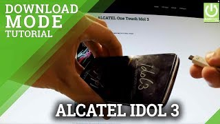 How to Enter Download Mode in ALCATEL One Touch Idol 3 6045Y