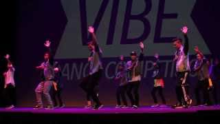 Frenemies | Vibe (Front Row) XIX Dance Competition 2014