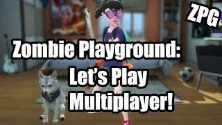 Lets Play: Zombie Playground Game