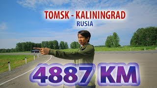 VLOG NEKAT JAUH KE UJUNG RUSIA - Kaliningrad #sendiri #jomblo
