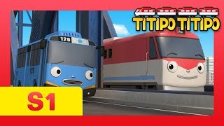 Video TITIPO S1 EP15 l Can Titipo & Tayo run on the same road?! l TITIPO TITIPO download MP3, 3GP, MP4, WEBM, AVI, FLV September 2018